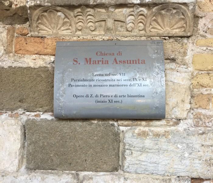 Venice: Cattedrale di Santa Maria Assunta