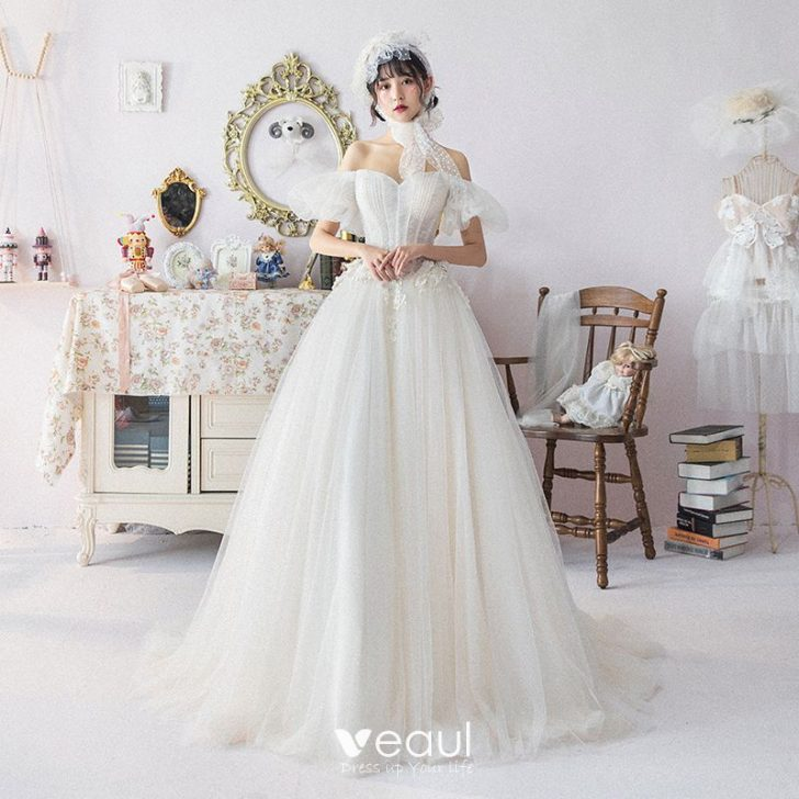 Short Wedding Dresses A Line