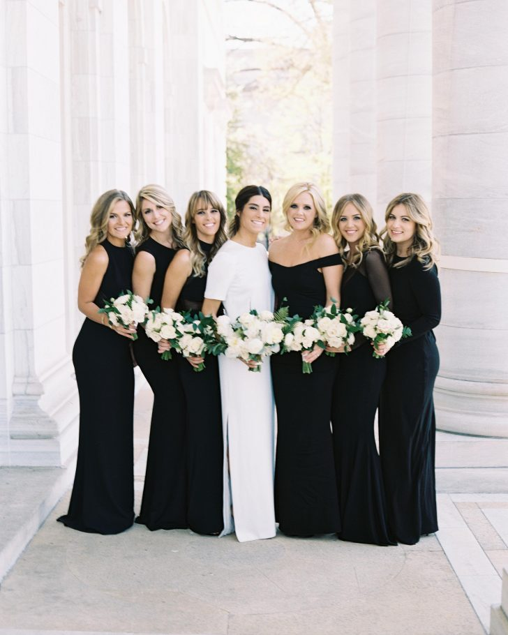 Burgundy Bridesmaid Dresses Davids Bridal