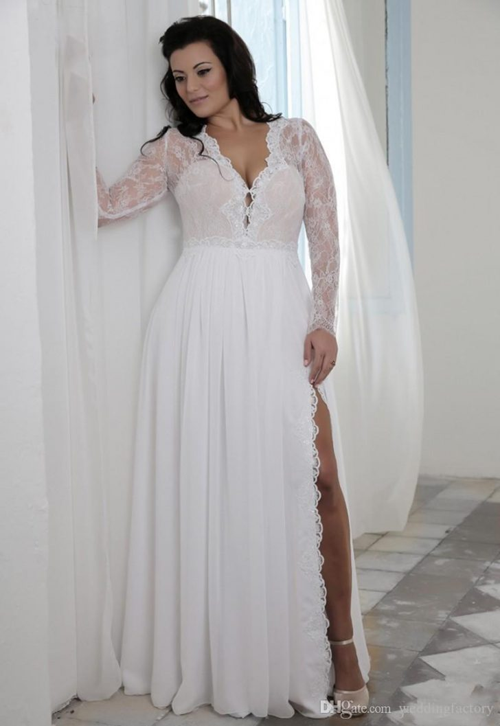 Cheap Wedding Dresses For Plus Size