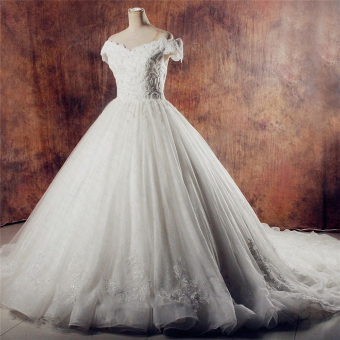 Vintage Ball Gown Wedding Dresses