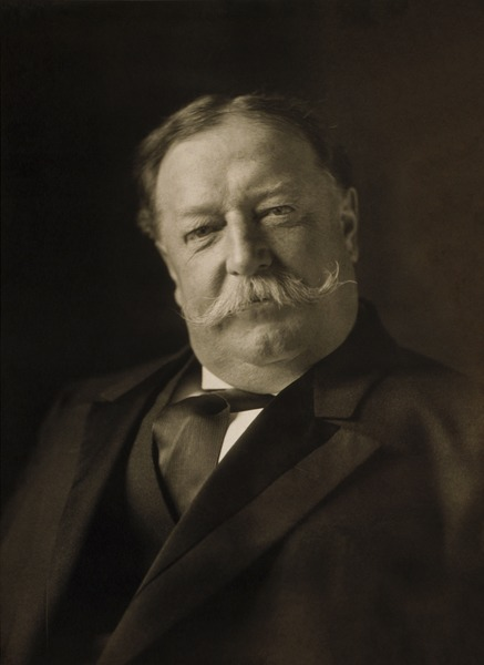 William Howard Taft, the 27th President of the United States.