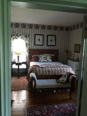 Our Room at the Thomas Shepherd Inn