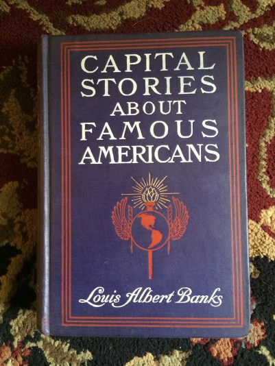 Capital Stories Book Cover