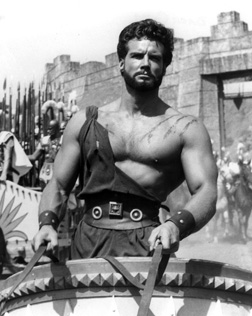 Before Arnold there was Steve Reeves
