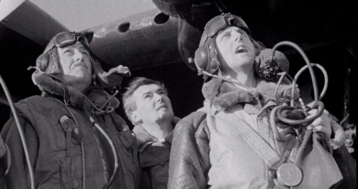 A brief look at British cinema during WWII