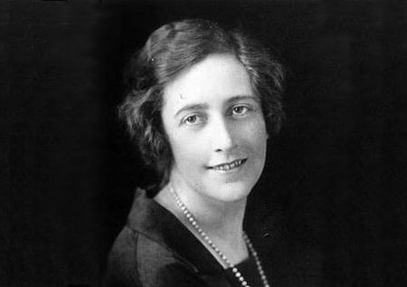 Agatha Christie in 1925