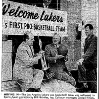From Minneapolis to LA: The Birth of the Lakers