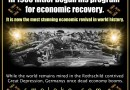 The REAL REASON for WW2 was ECONOMIC & nothing else! – NOT Democracy, NOT Poland, etc!