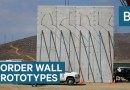 A bit of Trump's wall begins: Construction begins on San Diego border wall with 'anti-climbing plate'