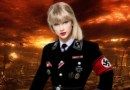 5 (smoking hot) Pics: Aryan Goddess (& leggy NAZI) Taylor Swift says: KILL THE JEWS!!!