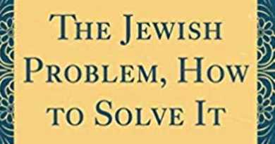Video & Audio: Quick Lesson: What is the CORE PROBLEM between Whites & Jews?