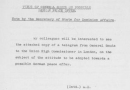 General Jan Smuts Views On Possible German Peace Offer 1939