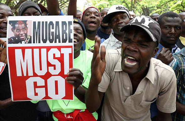 Zimbabwe: Robert Mugabe resigned – BUT he's a billionaire & remember these points…