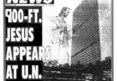 Revilo Oliver: America's Super-Rich Christian Evangelists: Oral Roberts says Jesus is 900 foot tall