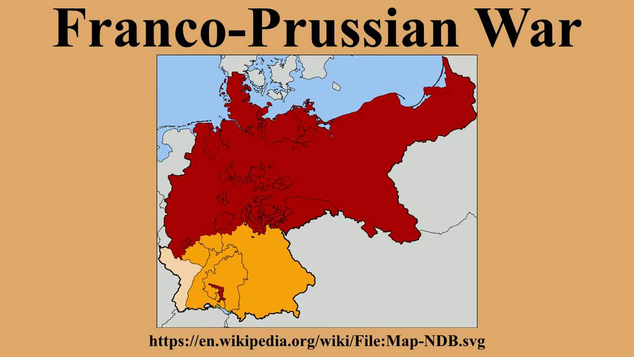 my simplistic views on the franco prussian war german italian unification