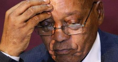 VERY IMPORTANT: An EXTREMELY weird fact about Zuma's resignation – Who came to scare him?