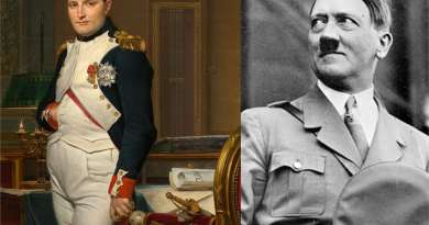 When armchair Generals say: Hitler and Napoleon made stupid mistakes & deserved to lose…