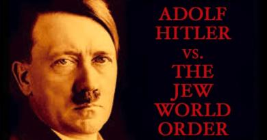 Video Adolf Hitler Vs. The Jew World Order