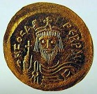 Byzantine Emperor Phocas (-610)