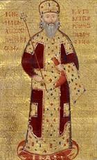 Byzantine Emperor Manuel II Palaeologus (1350-1425)