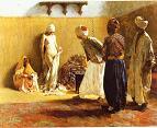 Muslim Slave Bazaar