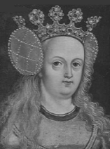 Radegonde - Thuringian Princess and Frankish Queen