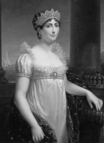 History's Women: Miscellaneous Articles: Joséphine, Wife of Napoleon and Empress of the French