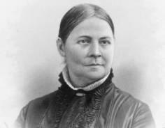 History's Women: Miscellaneous Articles: Lucy Stone, From Farm to College and Beyond