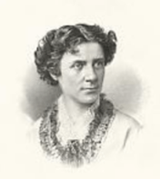 History's Women: The Arts: Anna E. Dickinson, Author and War-Time Lecturer