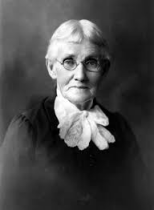 """History's Women: Misc. Articles: """"Mother"""" Bickerdyke - Hospital Administrator for Union Soldiers"""