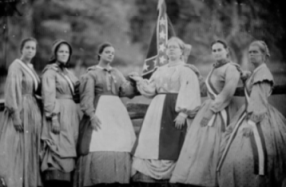 History's Women: Misc. Articles: Women of the South During the Civil War