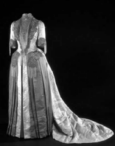 History's Women: Misc. Articles: Woman as an Artist in the 19th Century - Mary A. Williamson designer of the brocade for the inaugural robe of Mrs. McKee