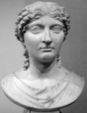 History's Women: Misc. Articles: From the Birth of Christ to the Fall of Rome - Claudius - Agrippina