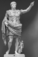 History's Women: Misc. Articles: From the Birth of Christ to the Fall of Rome - Roman Empire - Augustus Caesar