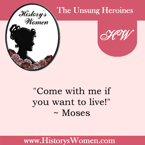 Quote by History's Women: Misc. Articles: Woman Before the Christian Era - The Priesthood - Moses