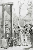 History's Women: Misc. Articles: The Period of the Renaissance and Following - Public Executions during the French Revolution
