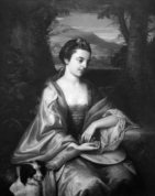 History's Women: Early America: Susan Lyme Penn - Wife of John Penn, Signer of the Declaration of Independence