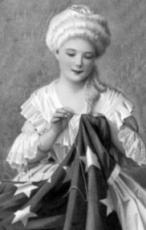 History's Women: Early America: Betsy Ross - Patron Saint of the Revolutionary Period