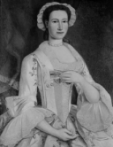 History's Women: Misc. Articles: Anne Frisby Fitzhugh - Patron Saint of the Revolutionary Period