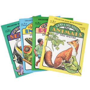 """""""God Created all Things"""" a 4 Book Series for ages 6 - 10! Brought to you by History's Women!"""