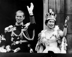Quote by History's Women: Amazing Moms: Elizabeth II and Prince Philip - Britain's Reassuring Queen