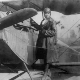 History's 1st Women: Bessie Coleman - American Aviator