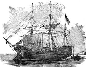 Susannah Winslow Sailed to America on the Mayflower
