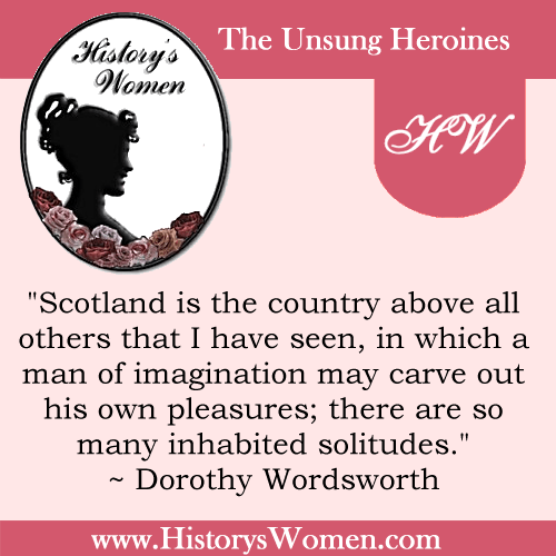 Quote by Dorothy Wordsworth