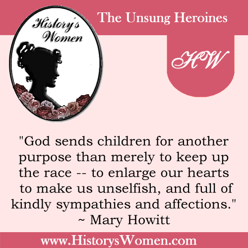 Quote by Mary Howitt