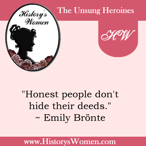 Quote by Emily Brönte