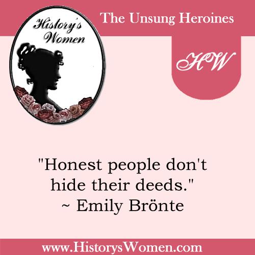 Quote by Emily Brönte