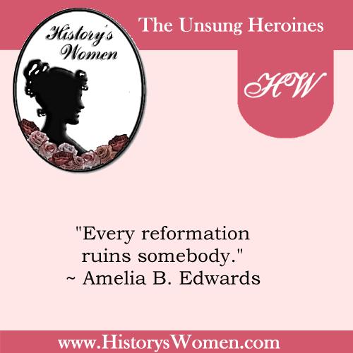 Quote by Amelia B. Edwards
