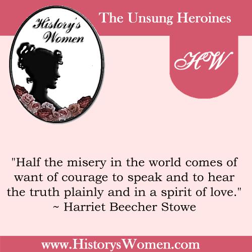 Quote by Harriet Beecher Stowe